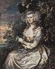 Thomas Gainsborough (1727 - 1788) Mrs. Thomas Hibbert 1786