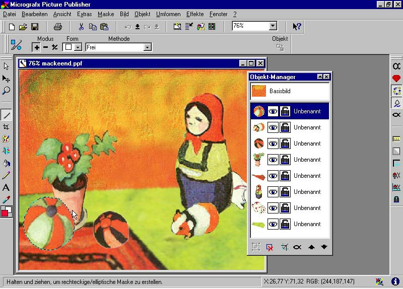 micrografx picture publisher 10.1 trial